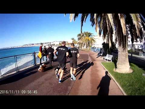 Vidéo Marathon Nice Cannes