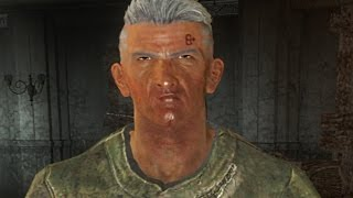 Fallout 4: CRUZ GUNNER LEADER Boss! (Gunner Plaza, VERY HARD)