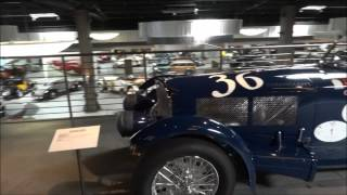 July 2012 Visit to the Mullin Automotive Museum in Oxnard, California