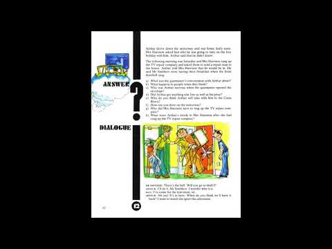 Access to English - Getting On - Chapter 12