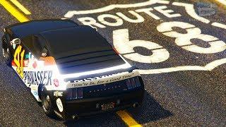 GTA Online Premium Race - Route 68