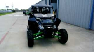 Arctic Cat Wildcat Accessories Stereo Top bumpers and More!