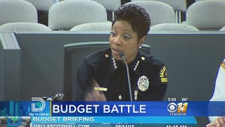 Budget Battle Underway In Dallas Over Police Pay, Staffing