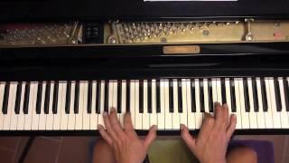Tutorial piano y voz Por el amor de una mujer (Danny Daniel)