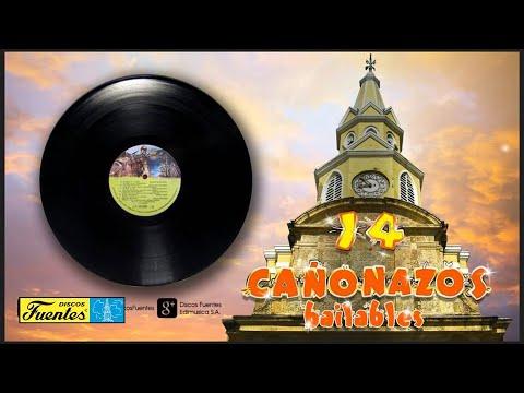14 Cañonazos Bailables Volumen 20 / Discos Fuentes [ Album Completo ]