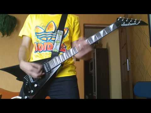 Poison  Talk Dirty to Me Guitar  wsolo HD