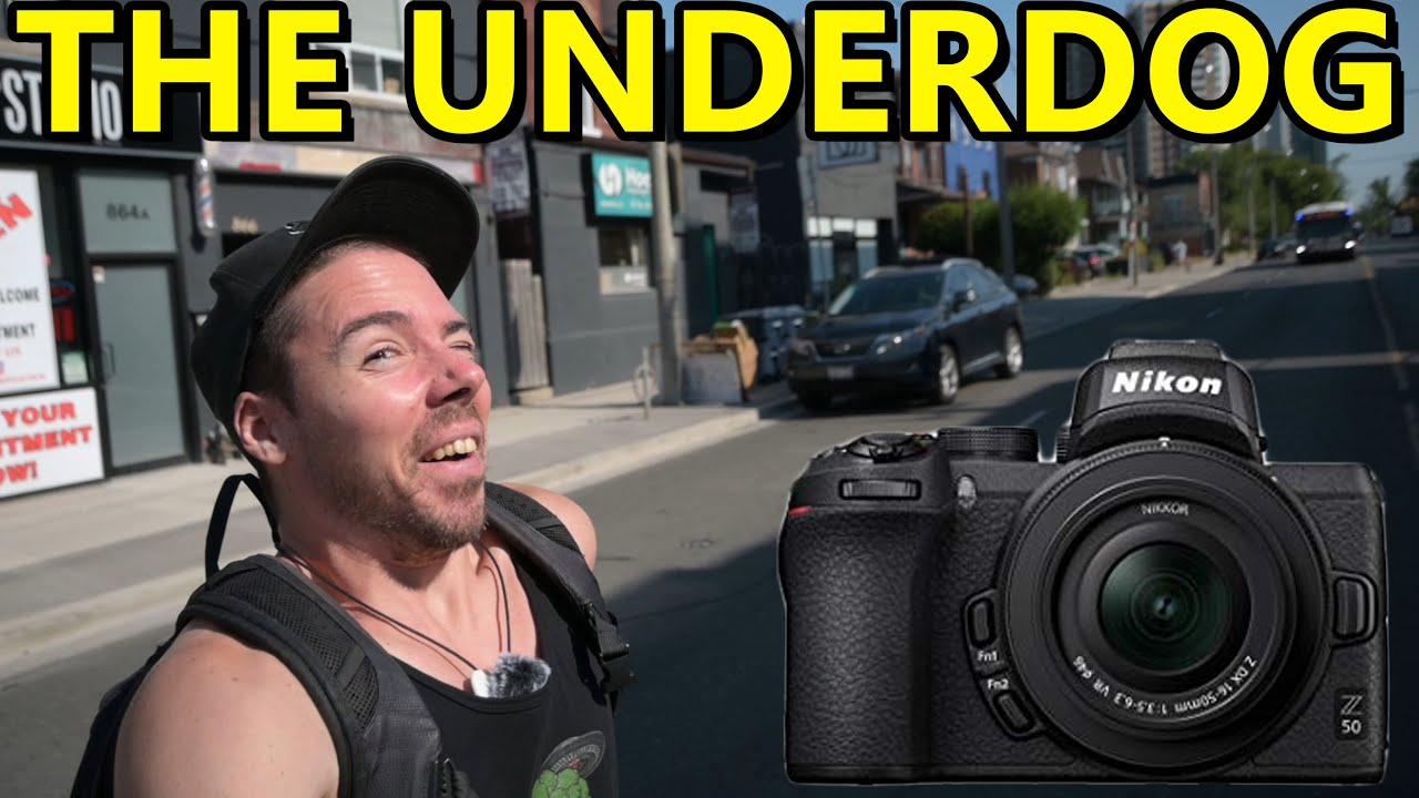 Nikon Z50: The Best Camera You've Never Tried