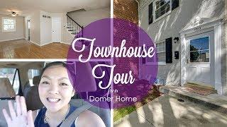 TOWNHOUSE TOUR   EMTPY HOUSE TOUR