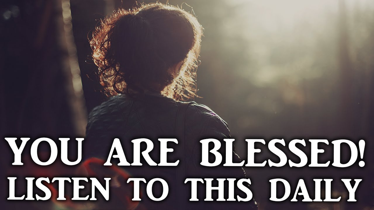 YOU'RE BLESSED AND GOD WILL SUPLLY ALL YOUR NEEDS (START YOUR DAY SPEAKING THIS INTO YOUR LIFE)