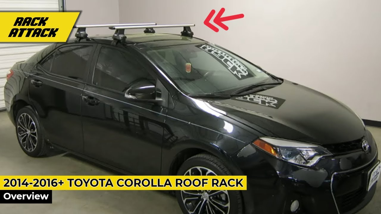 Best Roof Rack For Toyota Corolla The Thule Rapid Traverse