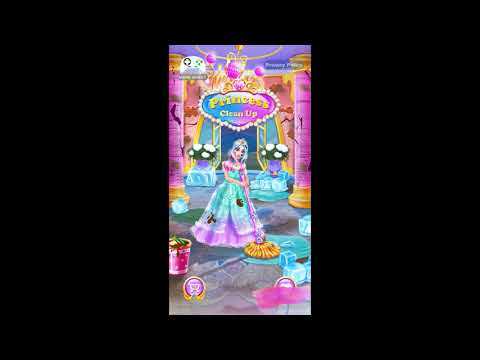 Princess Room Clean – Girls Cleanup Games - Baby Girls Cleaning House Game