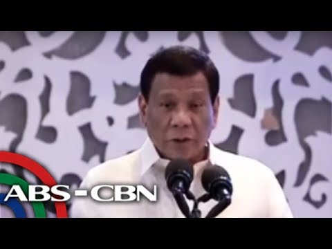 The World Tonight: Duterte says no proof Marcoses amassed ill-gotten wealth