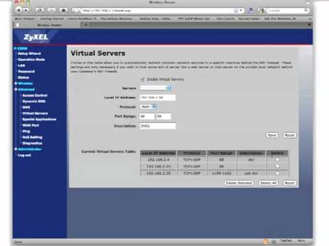 How To Configure Dvr Computer And Router For Internet