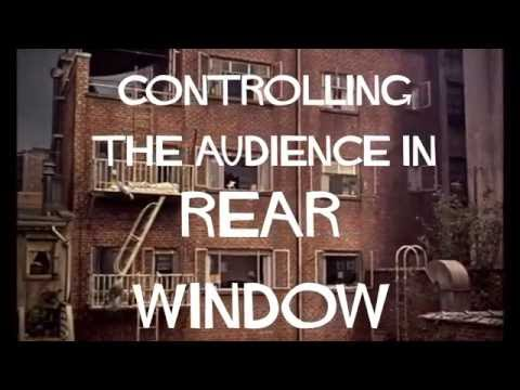 Rear Window - Hitchcock's Manipulation