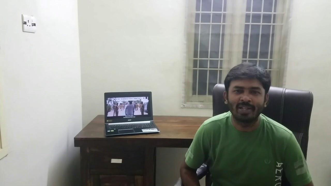 Nota Tamil Movie Review by Raja