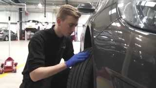 Quick Tips on Looking After your Tyres