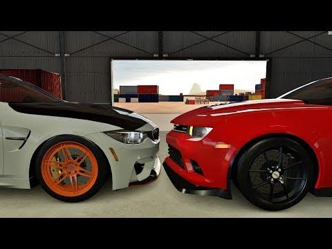 Download Youtube: CAMARO Z/28 VS BMW M4 GTS - FORZA HORIZON 3 ONLINE - ZOIOOGAMER