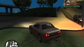 GTA San Andreas - Gizli Araba Satın Alma Yeri