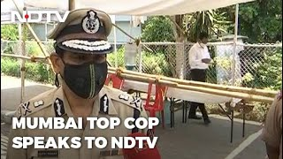 Covid-19 Mumbai News Mumbai Top Cop Appeals To People To Follow Covid Restrictions