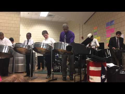 Mission Hill School Steel Drums