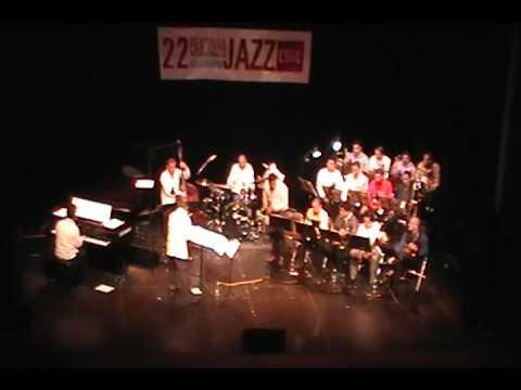 Bicycle Break, ATLÁNTICO BIG BAND, 22º Festival De Jazz Teatro Libre 2010, Director Guillermo Carbó