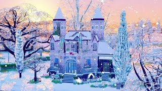 Chateau sims 4