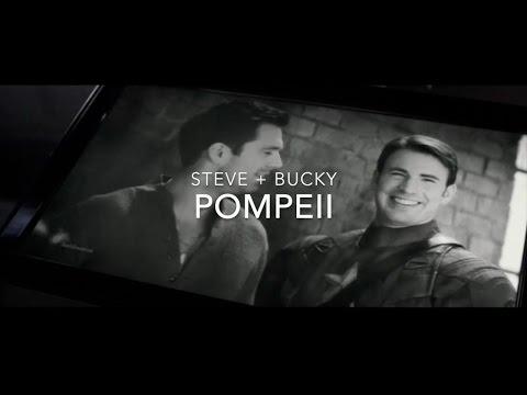 Steve + Bucky | Pompeii