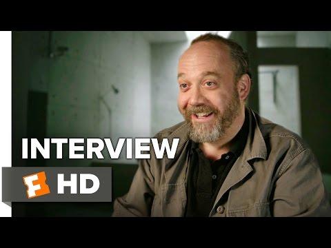 Morgan Interview - Paul Giamatti (2016) - Drama
