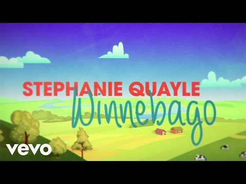 Stephanie Quayle - Winnebago (Official Lyric Video)