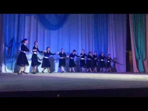 Гоар Аванесян  и Ансамбль народного танца