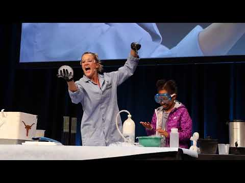 "Dr Biberdorf ""Cold Show"" from the USA Science and Engineering Festival / Amazing Educational Show"