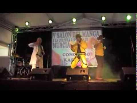 Jojo Bizarre Adventure Karaoke  Murcia seRemanga V 2013