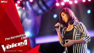 Gambar cover The Voice Thailand - โอโนะ จุฬาลักษณ์ - First Love - 11 Oct 2015