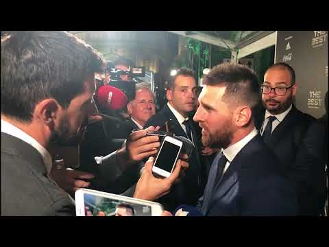 Messi confessed he missed winning an individual award