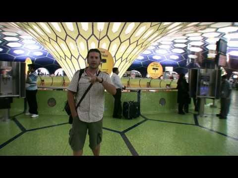 Viaje a Camboya 1 - Aeropuerto de Abu Dhabi y Bangkok