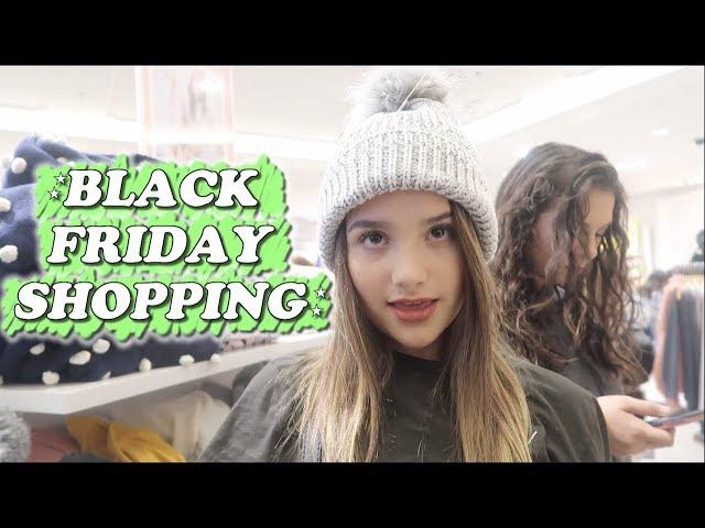 Black Friday Shopping (WK 412.2) | Bratayley