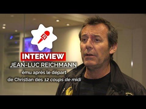 [Interview] Ce que pense Jean-Luc Reichmann du départ de Christian des 12 coups de midi