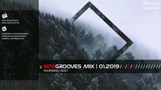 :: nitegrooves mix | Deep House, Deep Tech House, Melodic Techno  & Progressive House | 01/2019