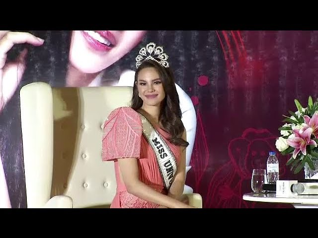 Miss Universe 2018 Catriona Gray sits down with CNN PH ahead of victory parade