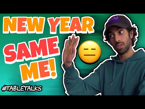 RESOLUTIONS YOU SHOULD TRY - TableTalks