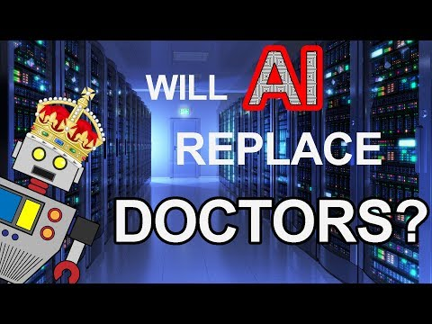 Will Artificial Intelligence Replace Doctors?