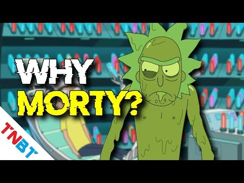 Why Rick Is Attached To Morty Theory | TheNextBigThing