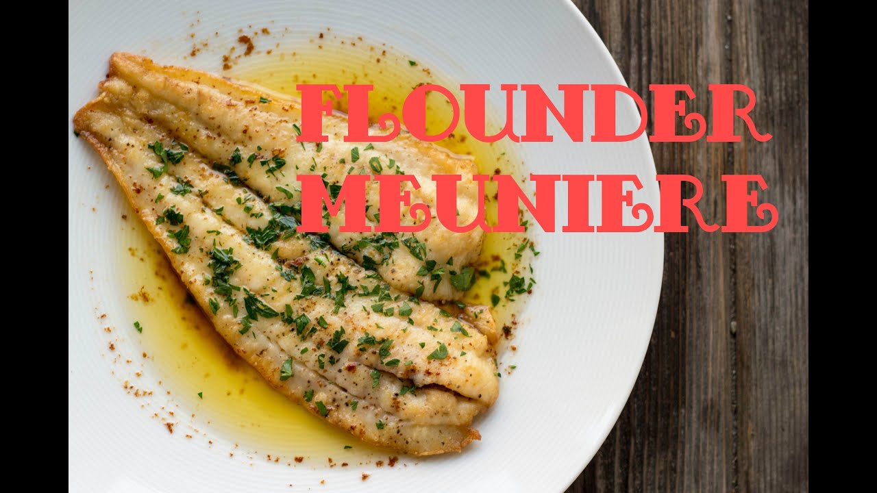 How to cook flounder 14