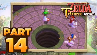 The Legend of Zelda: Triforce Heroes - Part 14 (Co-op)