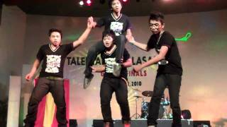 La Salle Green Hills TALENTADONG LASALYANO 2010 X-MAS FAIR VARIETY SHOW- AFTER DARK PERFORMANCE (HD)
