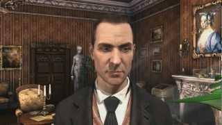 Обзор игры The Testament Of Sherlock Holmes