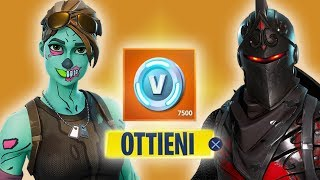 "HOW TO RECEIVE 7500 V-BUCKS ON FORTNITE WITHOUT SENDE PRATICAMENTE ""FREE""!! SAVE THE WORLD V-BUCKS"