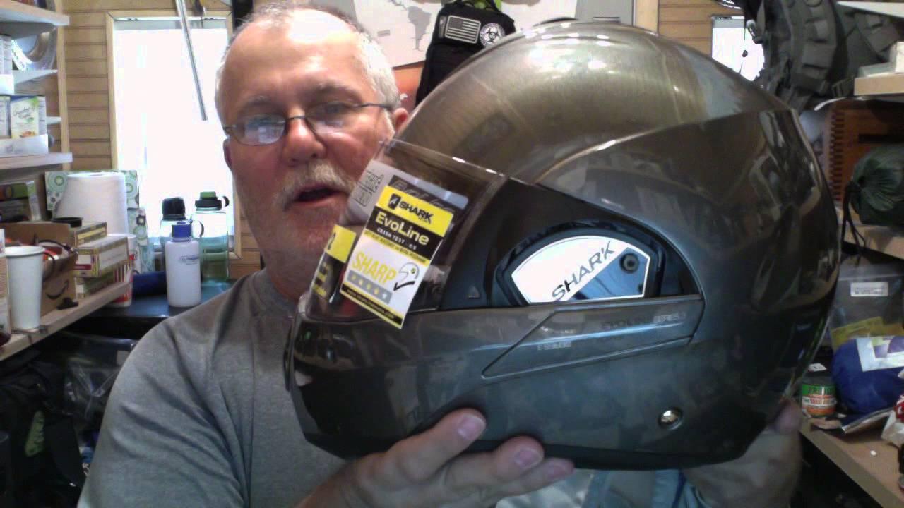 Shark Evoline Series 3 Fusion Motorcycle Helmet