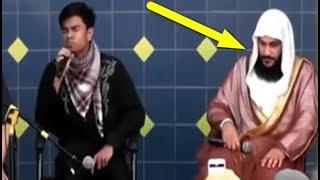 Download lagu IMAM BESAR Masjidil Haram Terpesona Oleh Bacaan Pemuda Ini