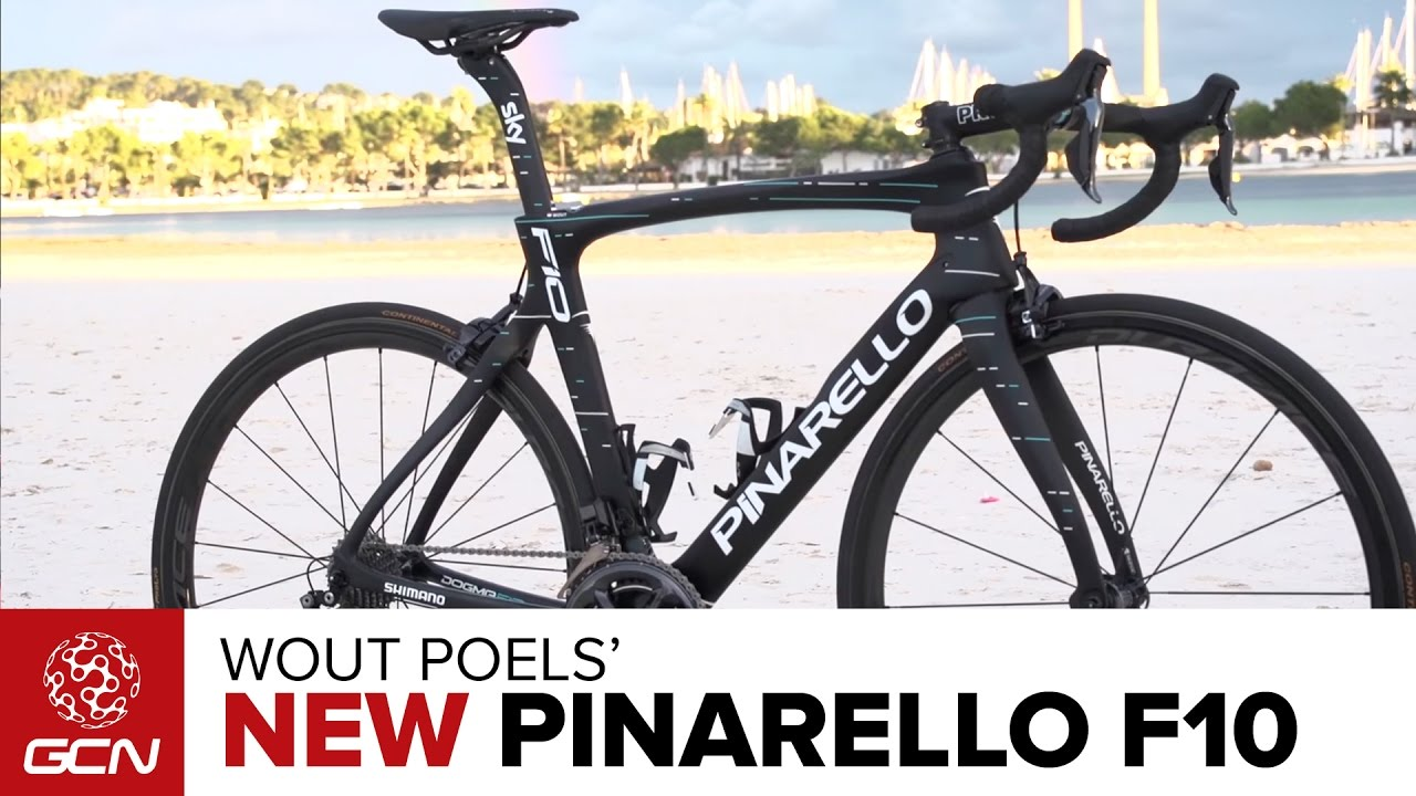 Brand New Pinarello Dogma F10 Team Sky S Bike For 2017 Youtube